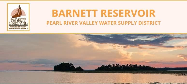 Walking and Fishing Options at Barnett Reservoir