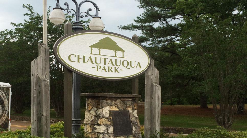 Chautauqua Park in Crystal Springs Open