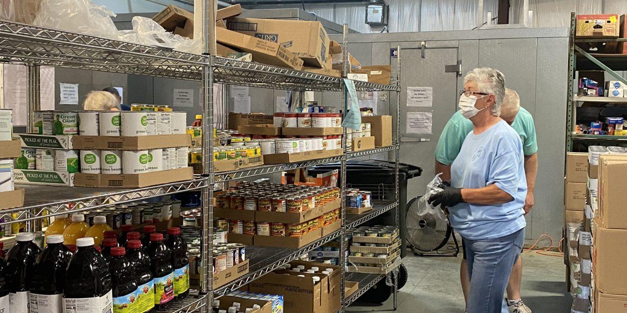 Diamondhead Resident Donates Entire Stimulus Check to Food Pantry