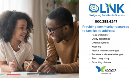 """LINK,"" Canopy Children's Solutions' FREE service connects Mississippi families with resources they need now more than ever"