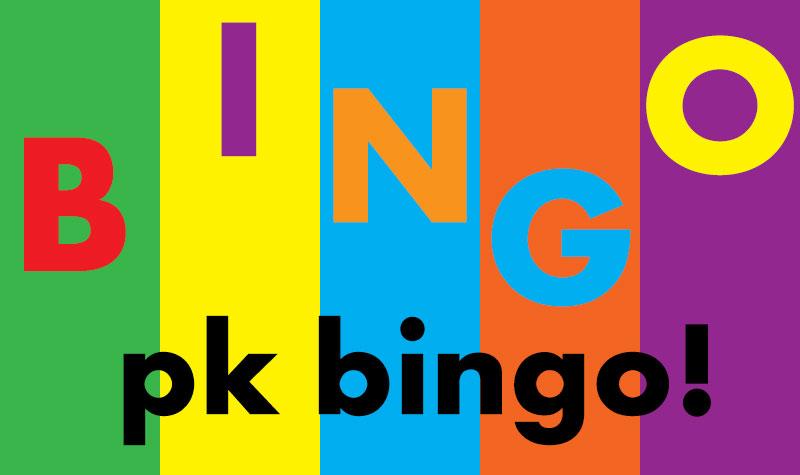 PK Bingo: Earth Day Bingo