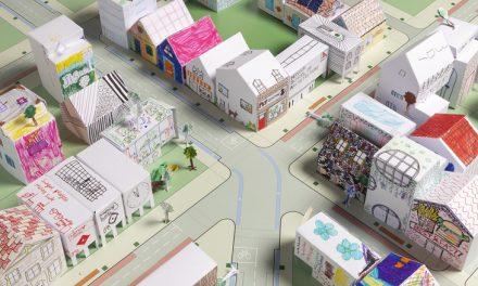 Create a Paper City