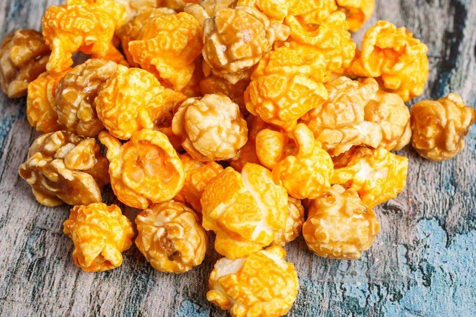 Popcorn Pop-Up This Saturday
