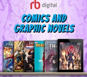 Jackson and Hinds County Residents Now Have Access to Hundreds of Digital Comics and Graphic Novels on Rbdigital