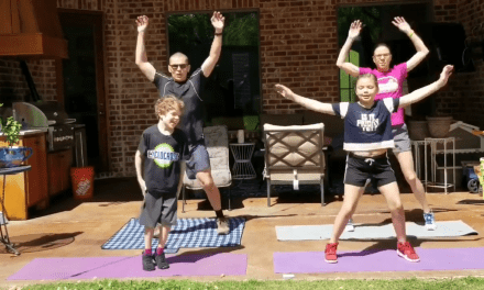Local Fitness Guru (& Educator) Works to Enable Families to Enjoy Fun and Fitness