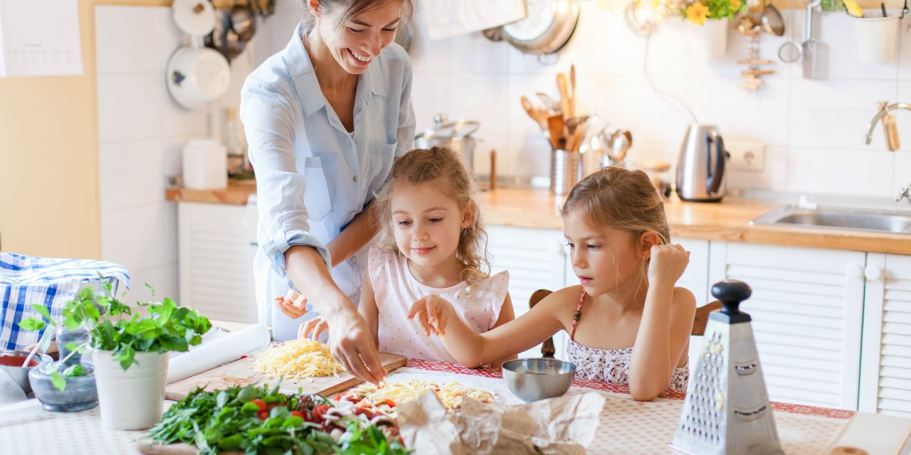 Top 10 Tips for Practicing Stay-at-Home Food Safety