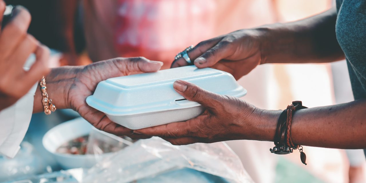 Charity Feeds Needy Coast Families During Covid-19 Pandemic