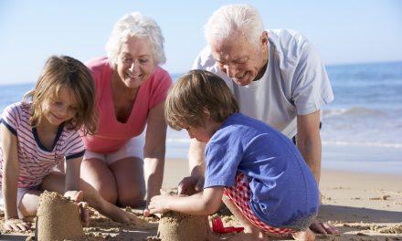 Going on Vacation? Bring Grandma!