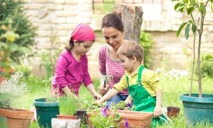 Gardening for Kids: Tips, Tools and Books for Success