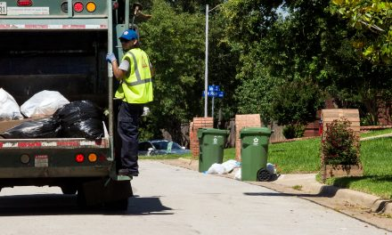 Waste Management Asks People to Limit Bulk Yard Waste