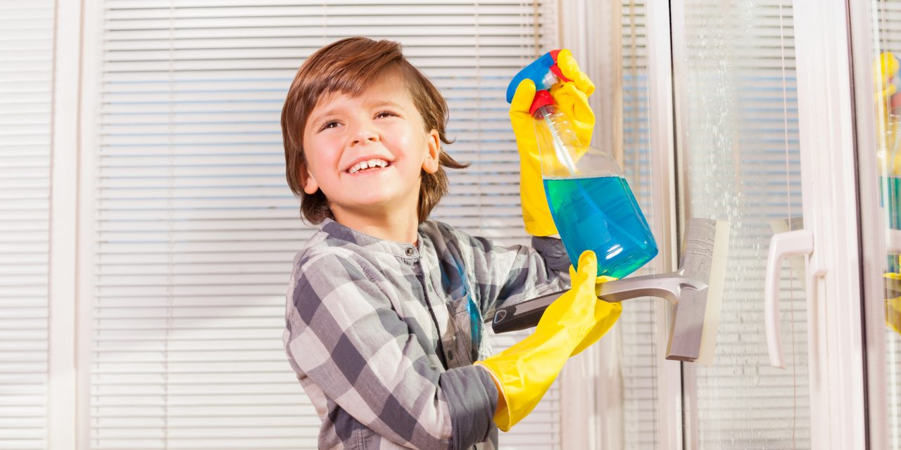 Warning about Chemical Poisonings in Children