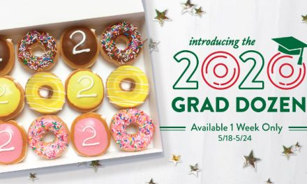 Free Donuts for Grads May 19