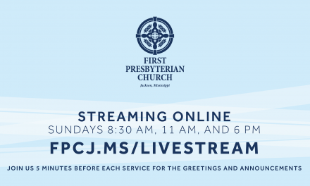 Online Livestream Church Service