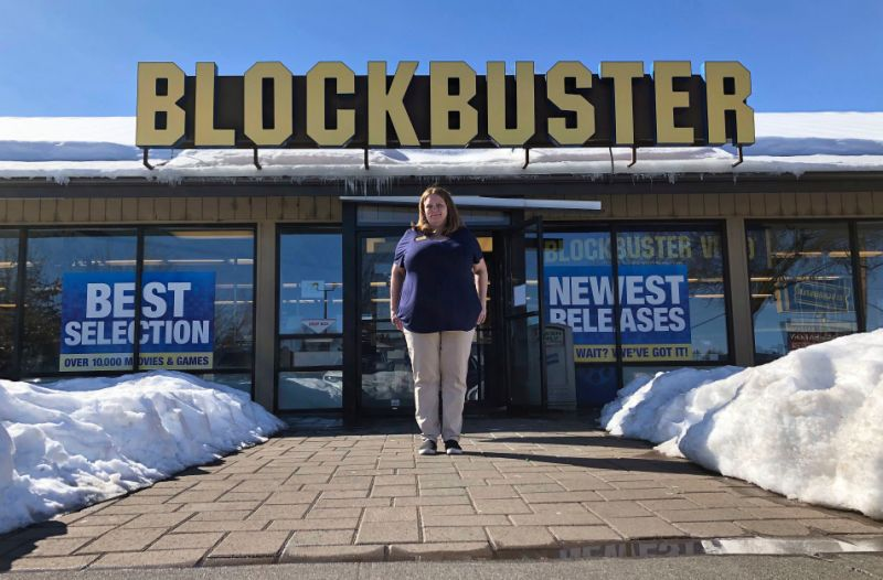 One Blockbuster Still Operating Even During COVID-19