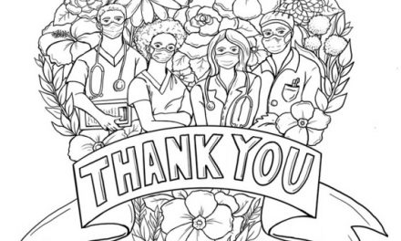 Crayola Now Has a Coloring Sheet for Thanking Healthcare Workers