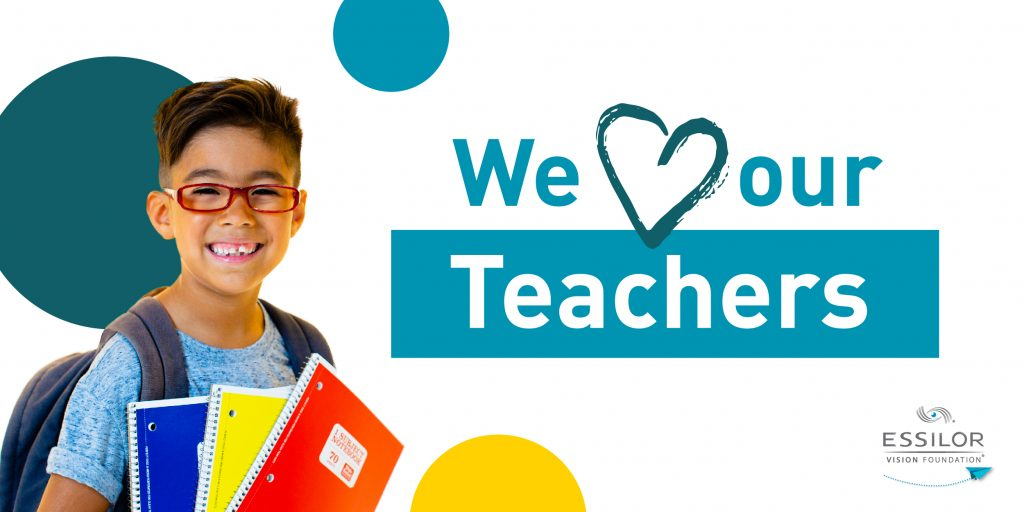 Want to #ShowTheLove to Your Child's Teachers?