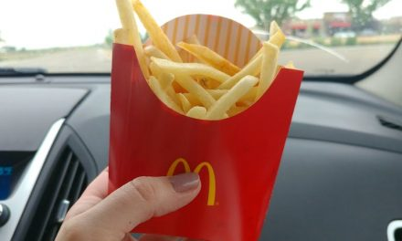 Free Fries on Fridays Through App at McDonald's for Limited Time