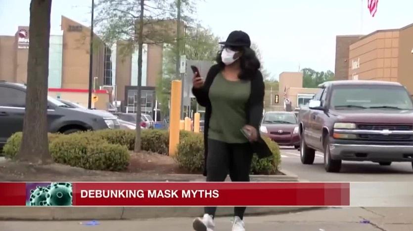 Is Wearing a Mask Dangerous? Fears Addressed