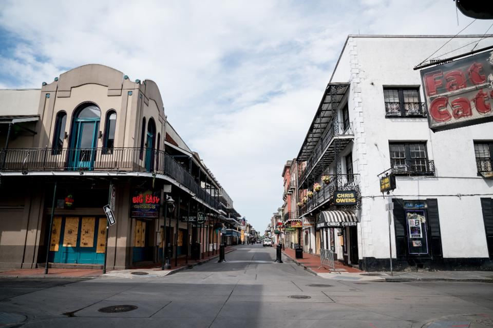 New Orleans Will Keep Logs of Customers