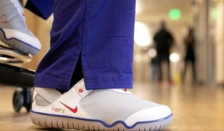 Nike Is Donating Shoes to Health Systems and Hospitals