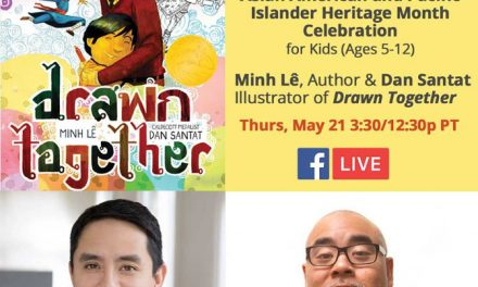 Facebook Event Today Celebrating Asian American and Pacific Islander Month