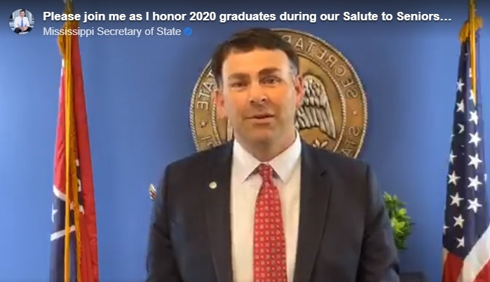 A Virtual Salute to Mississippi Seniors