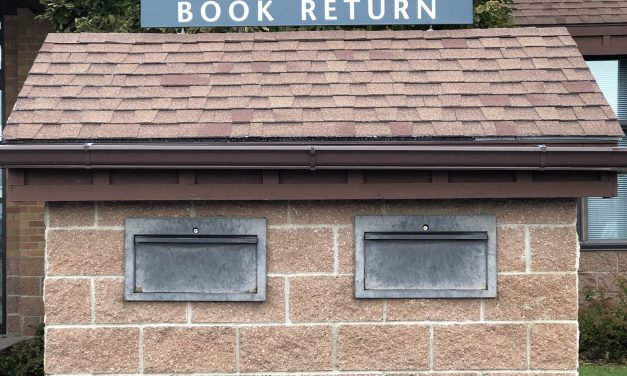 Time to return those library books!