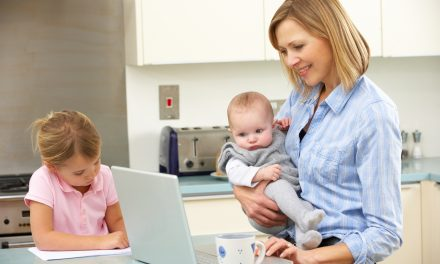Working From Home: Parenting in a Pandemic