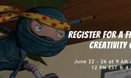 Free Creativity Camp