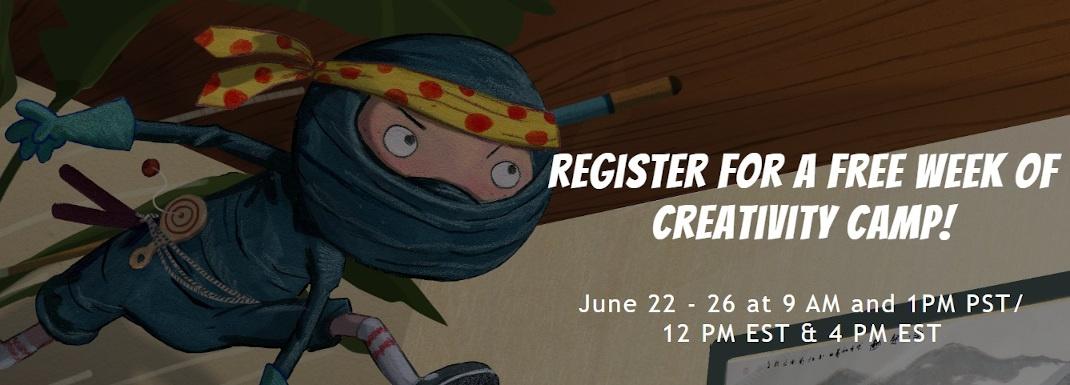 Free Creativity Camp