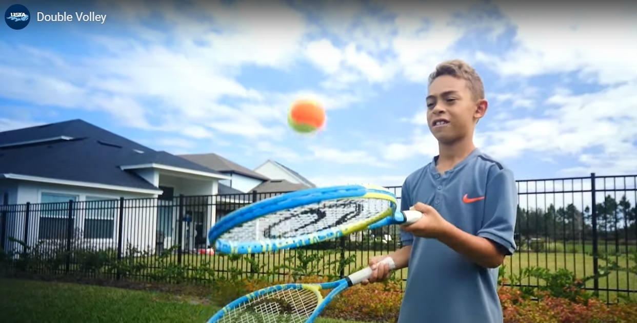 Tennis Tips And More Parents Kids
