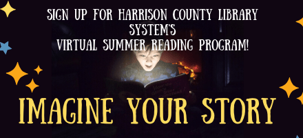 Summer Reading at Harrison County Library System