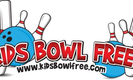 Kids Bowl Free at Select Bowling Alleys