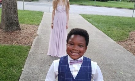 Young Boy Throws Prom for Nanny