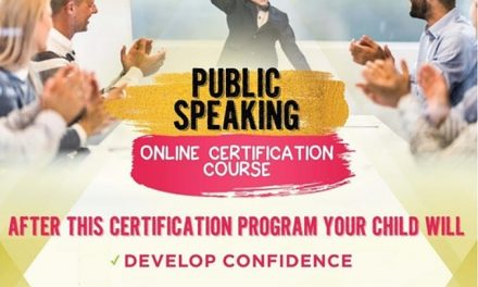 Free Public Speaking Trial Class for Children