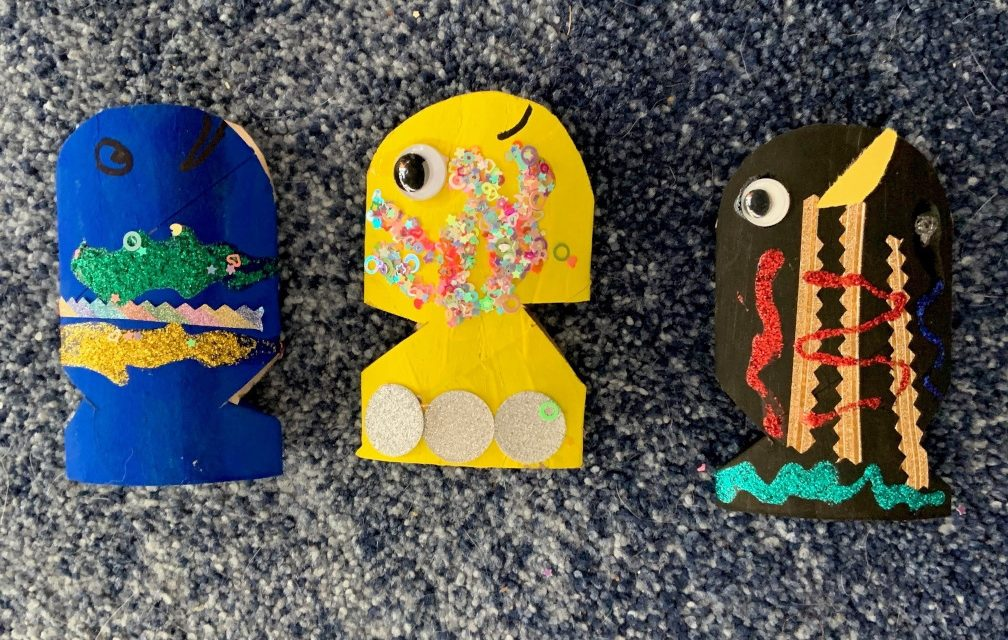 Fun Fishing-Themed Crafts