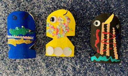 Fun Fishing-Themed Crafts