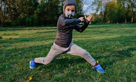 Low-cost Virtual Club Helps Kids Become 'Ninja Warriors'