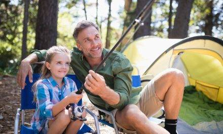 Breathe the Fresh Air at a Family Campground