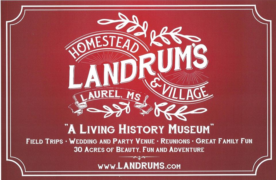Family Day at Landrums Homestead & Village
