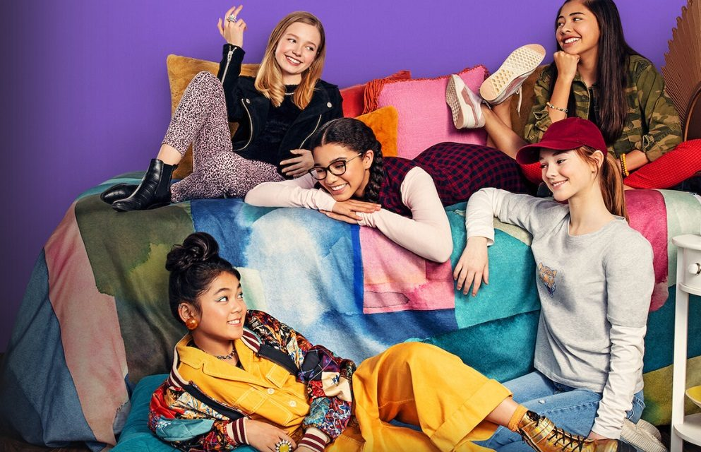 The Baby-Sitters Club Makes a Comeback