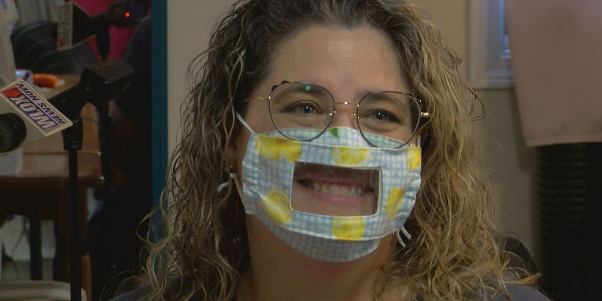Gulf Coast Group Sees Surge in Mask Requests