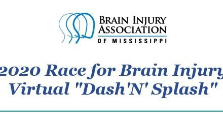 "2020 Race for Brain Injury Virtual ""Dash 'N Splash"""