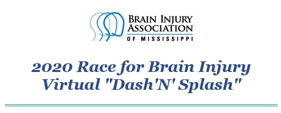 "2020 Race for Brain Injury Virtual ""Dash 'N Splash"""
