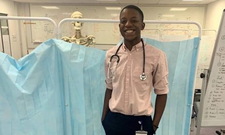 Medical Student Creates Handbook for Darker Skin