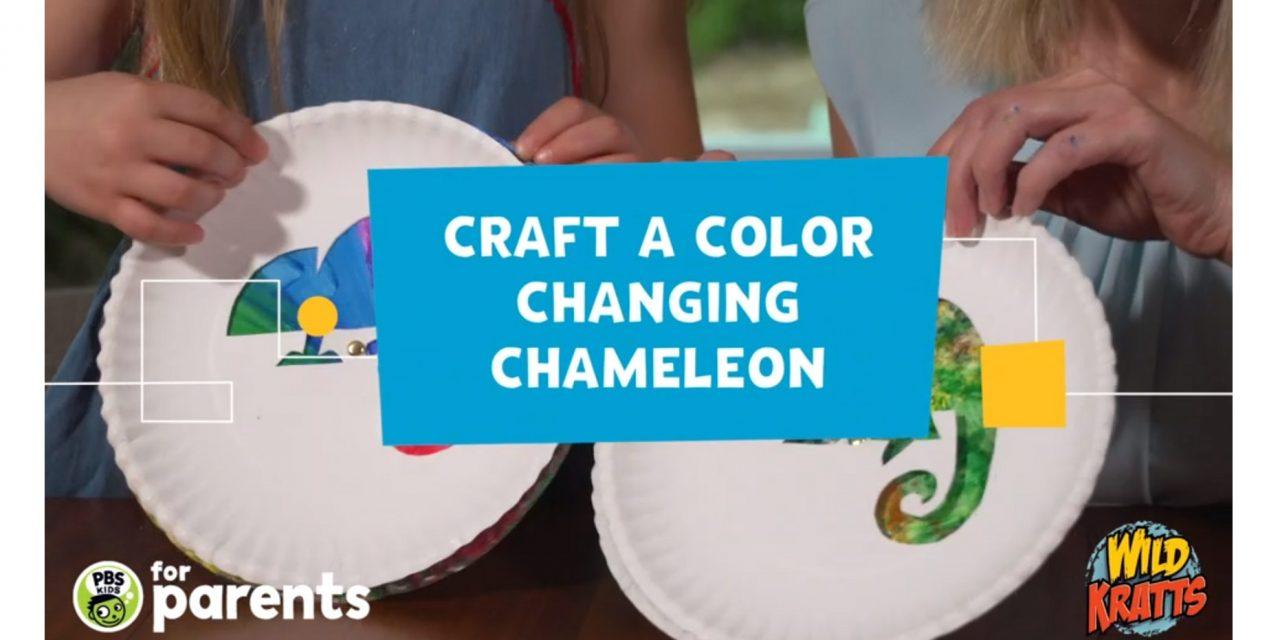 Make a Chameleon