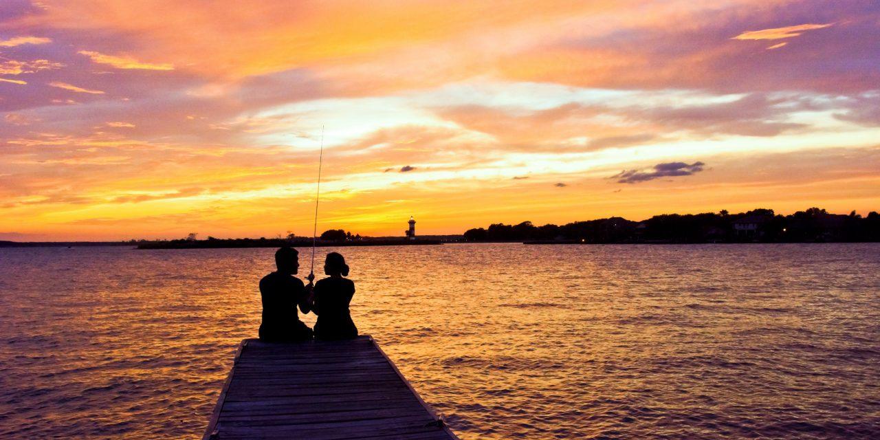 Fishing and Mental Health