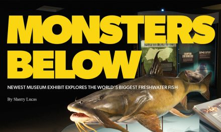 "National Geographic ""Monster Fish"" Exhibition in Jackson"