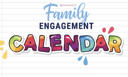 Family Engagement Calendar for MS Families