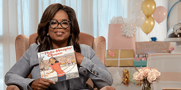 Storytime Fun With Your Favorite Celebrities